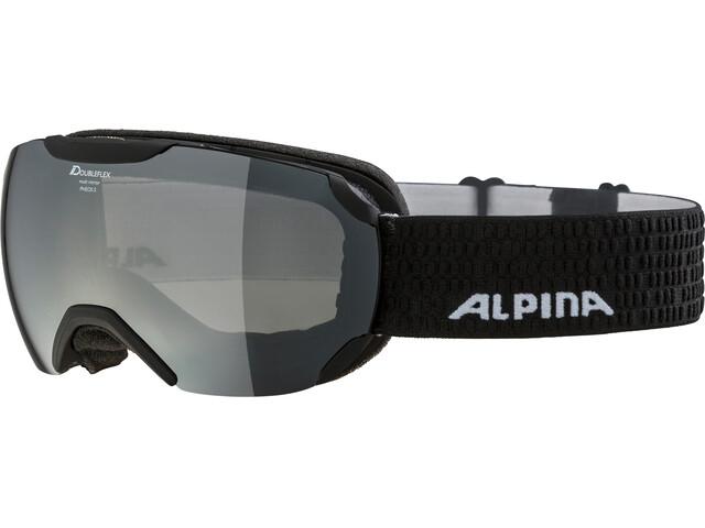 Alpina Pheos S MM Goggles black matt black spherical